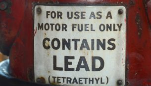 Leaded gasoline is in the raze long past – but its toxic legacy lingers